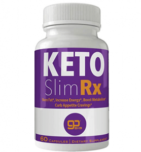 keto slim rx weight loss