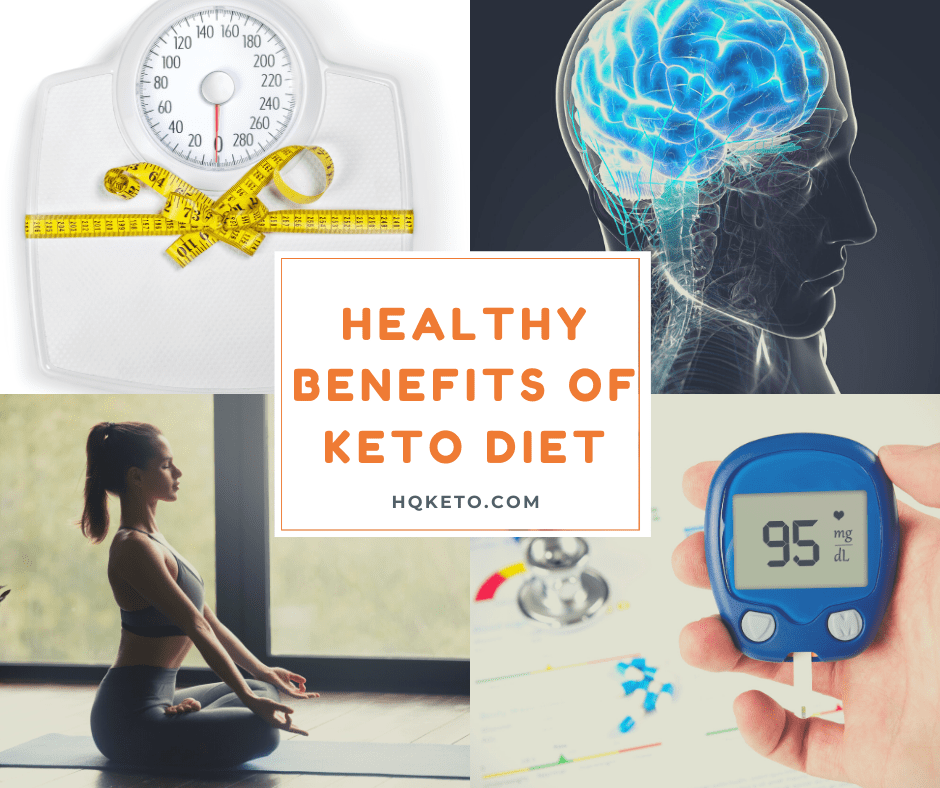 benefits of keto diet