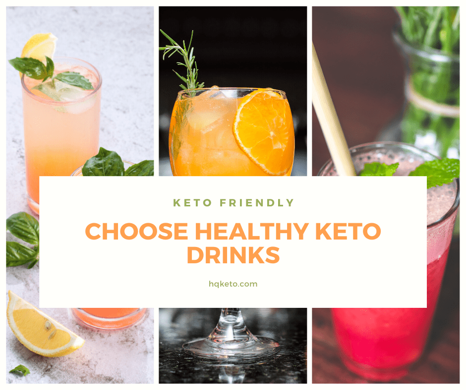 keto-friendly drinks