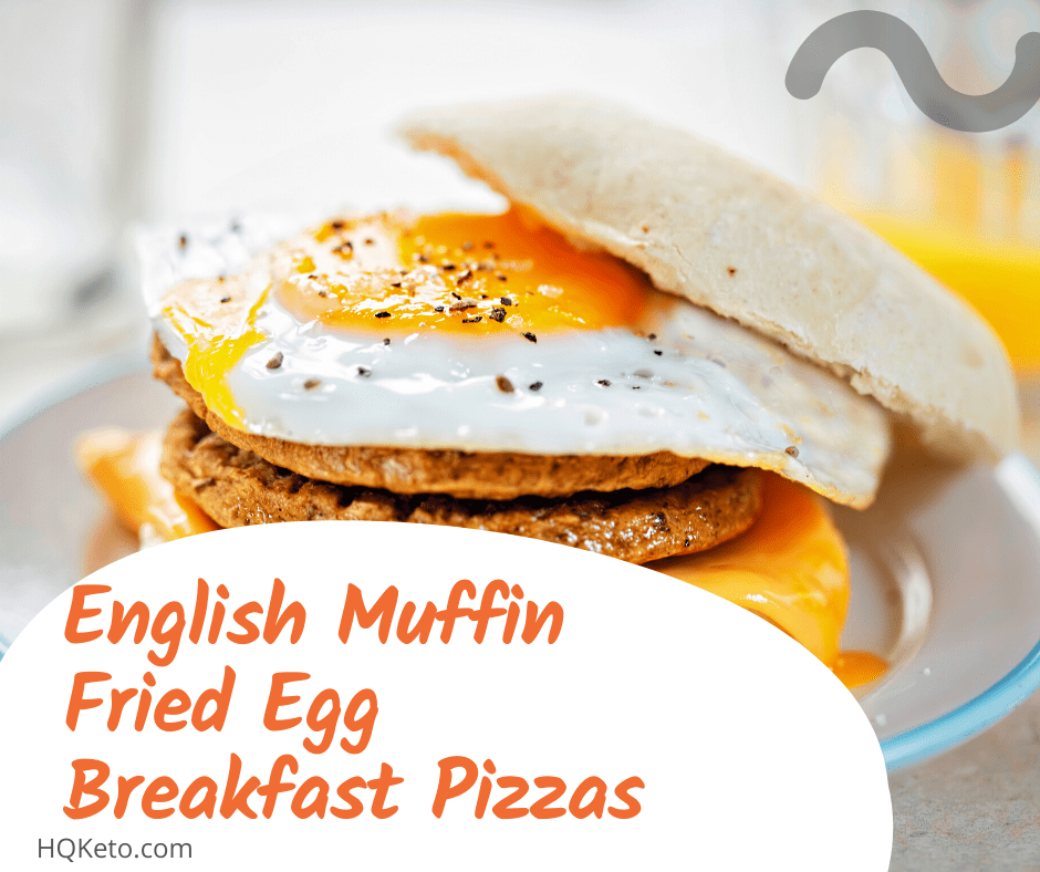 low carb English Muffin