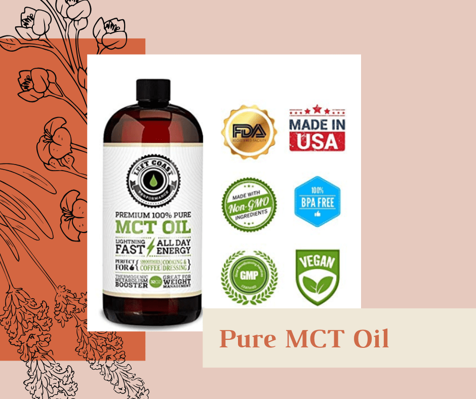 Pure MCT Oil keto