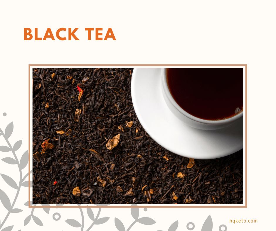 keto Black Tea