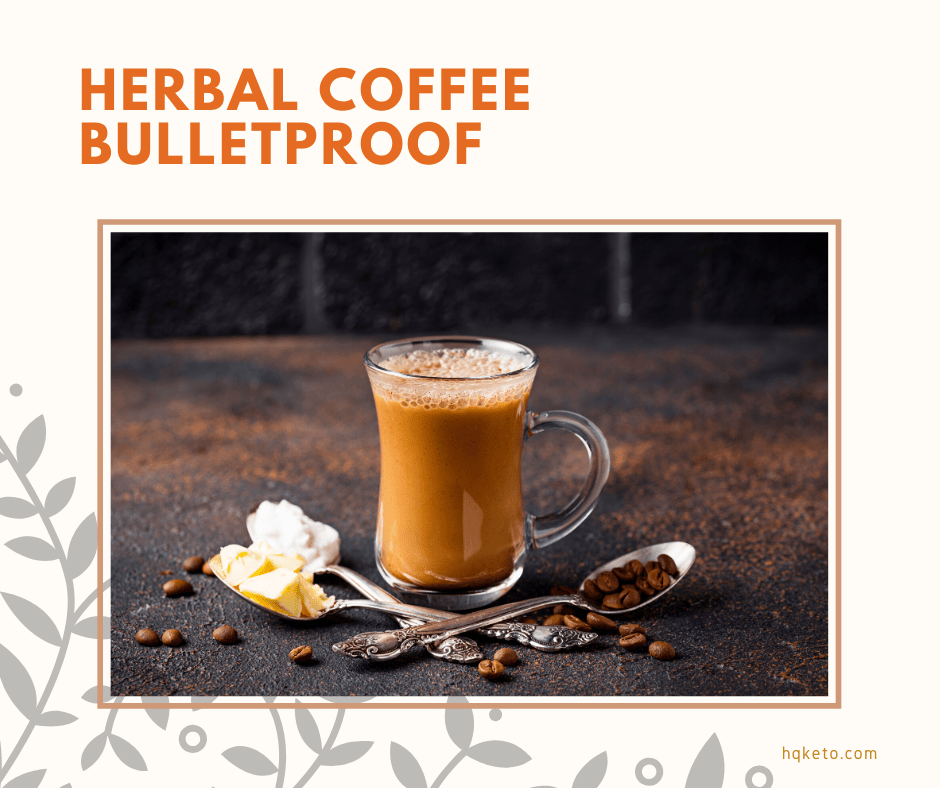 low carb Herbal Coffee