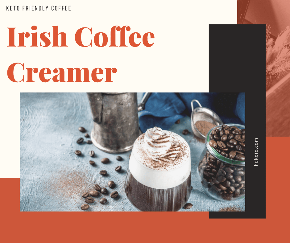 keto Irish Coffee