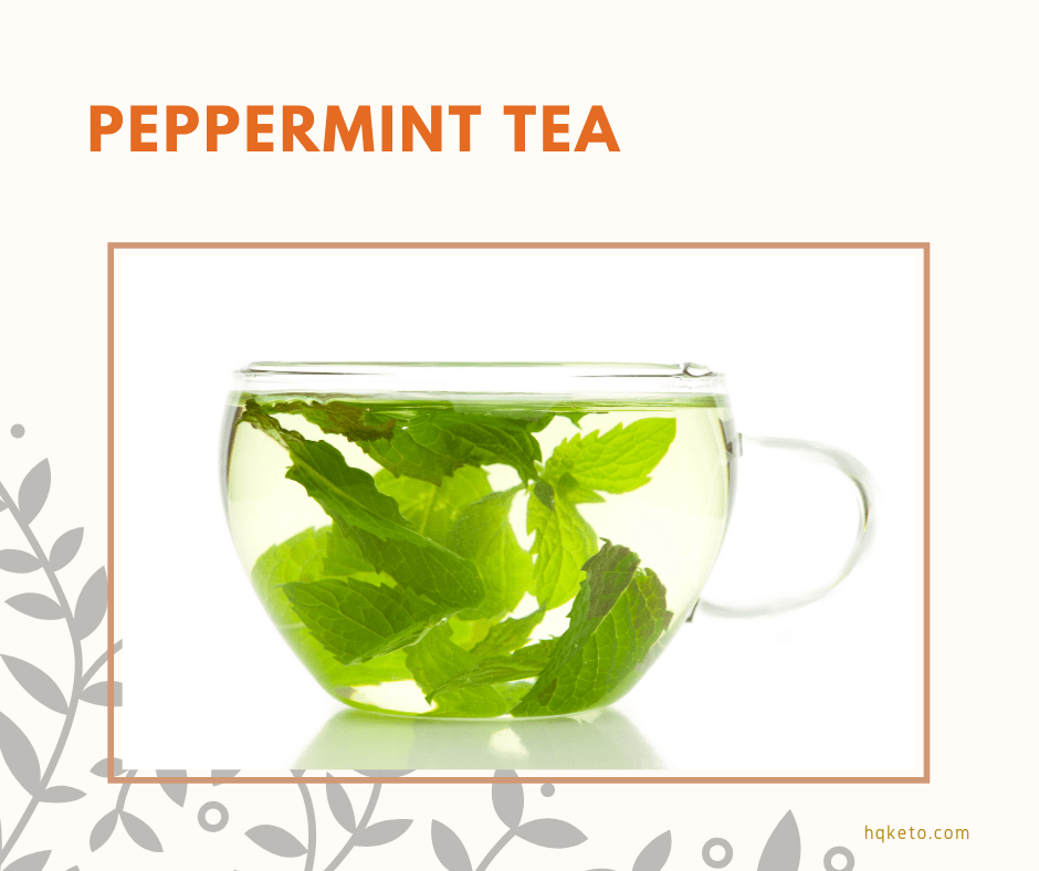 keto Peppermint Tea