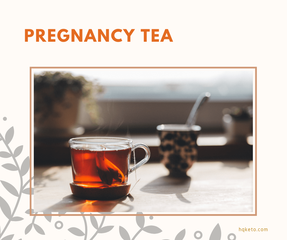 low carb Pregnancy Tea