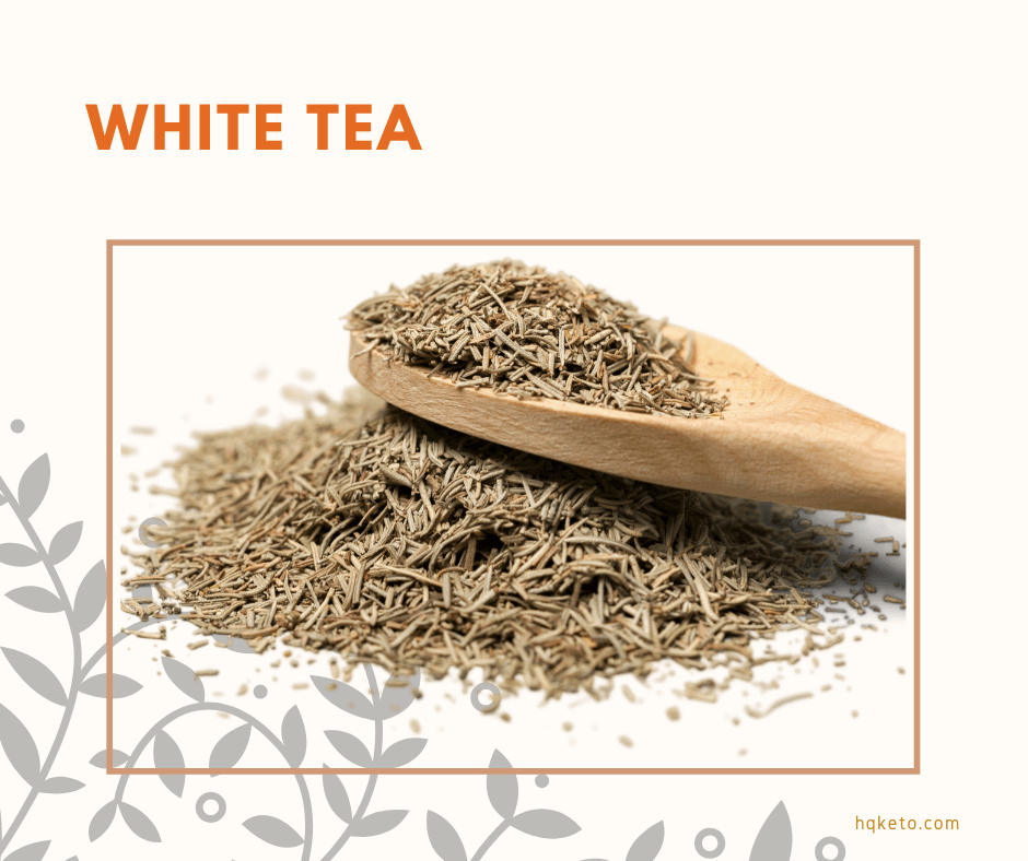 keto White Tea
