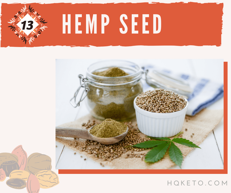hemp keto seeds