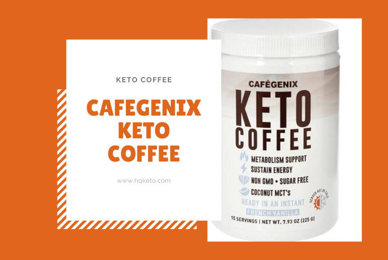 keto coffee cafegenix reviews