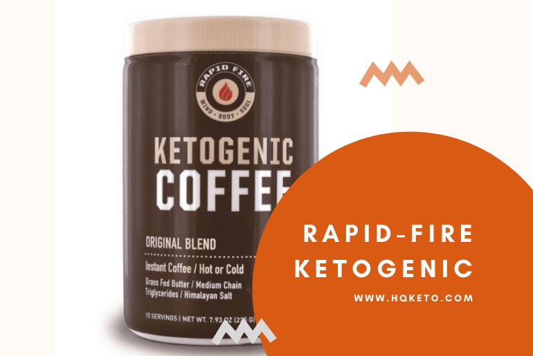 Rapid-Fire Ketogenic Coffee