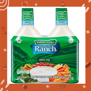 lowcarb Ranch Dressing