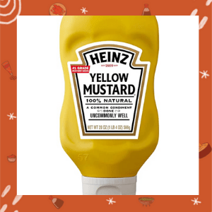 keto Yellow Mustard