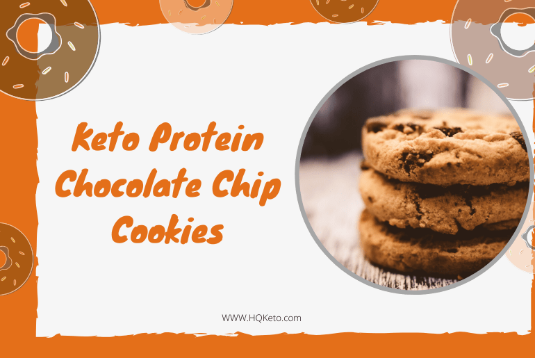 Protein Chocolate Chip Cookies