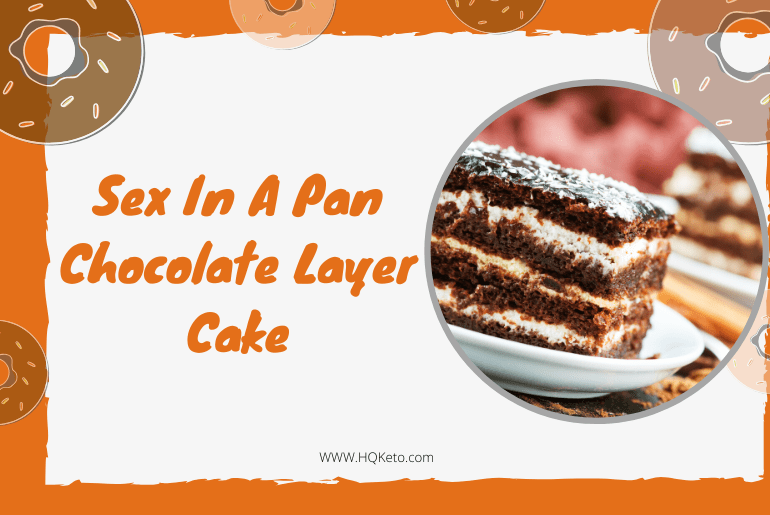 Pan Chocolate Layer Cake