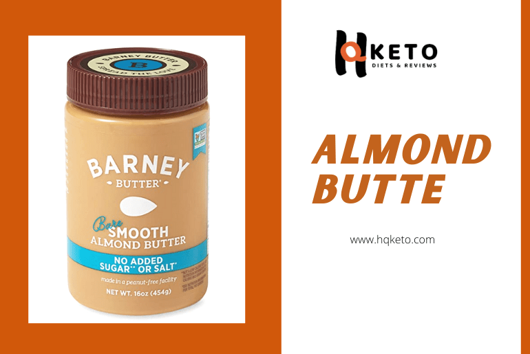 Almond Butter on keto
