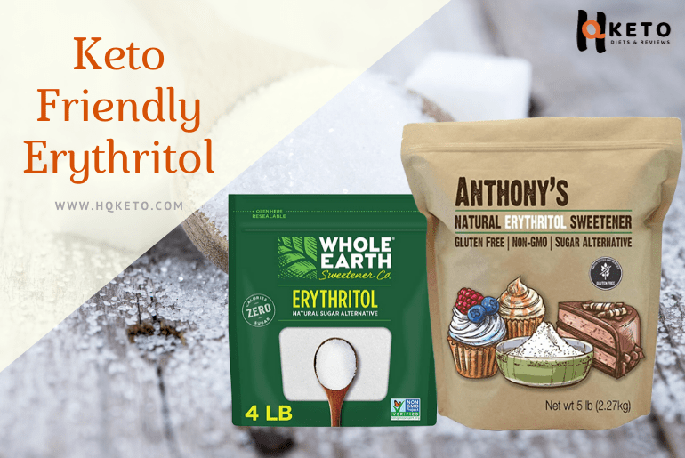 Erythritol keto friendly
