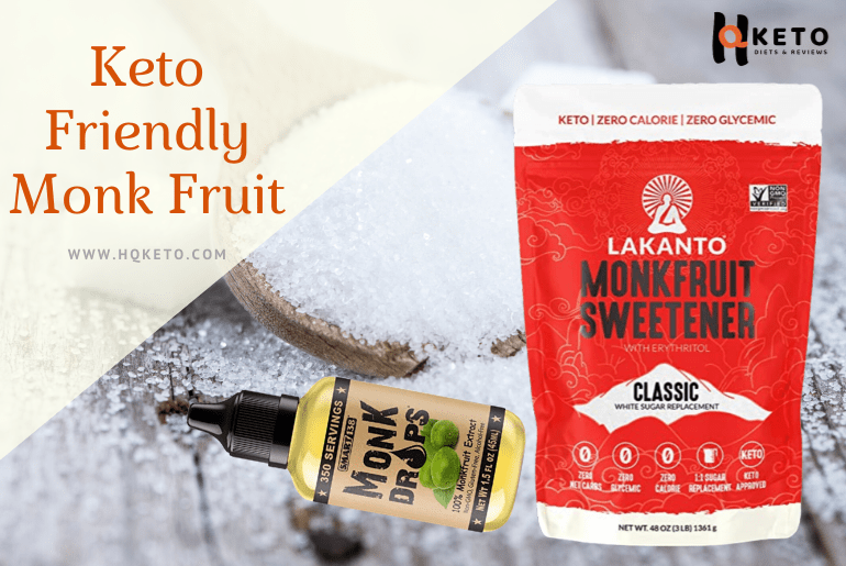 Monk Fruit keto diet