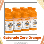 Gatorade Zero Keto orange