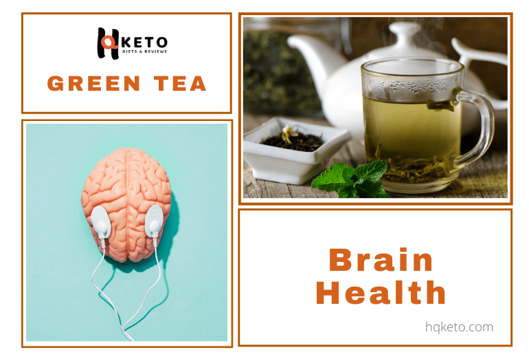 Brain Health with green tea