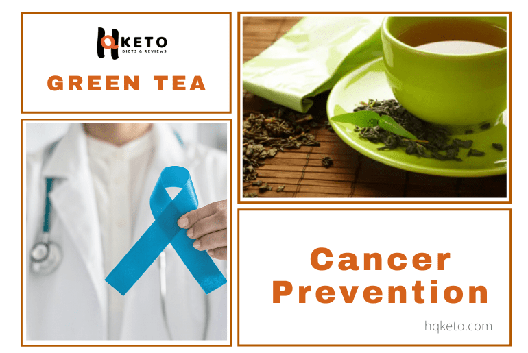 green tea decrease Cancer