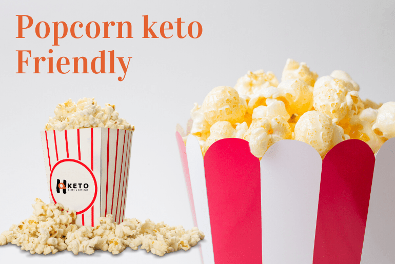 Popcorn lowcarb diet