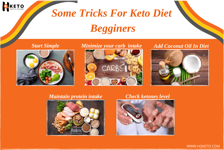 Tricks For Keto Diet