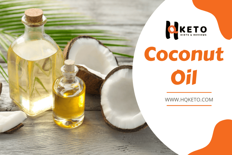 keto coconut oil