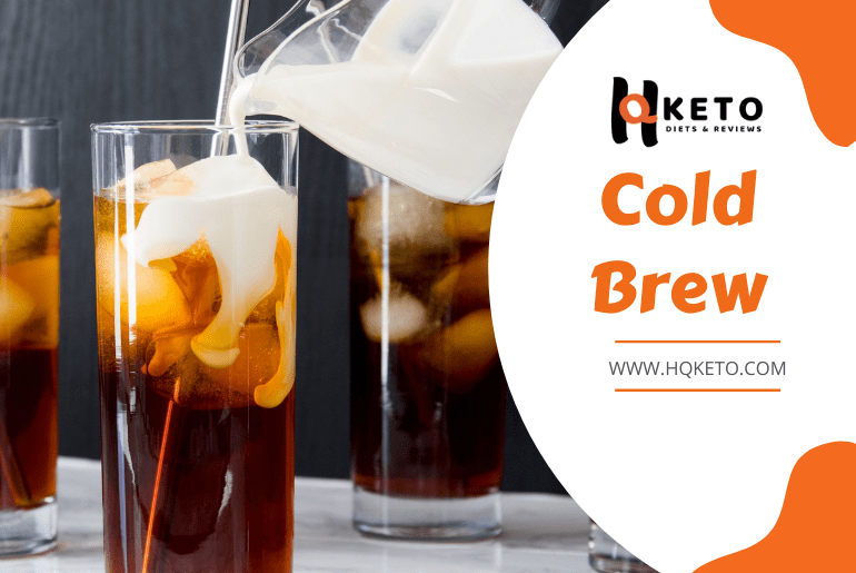 keto friendly cold brew