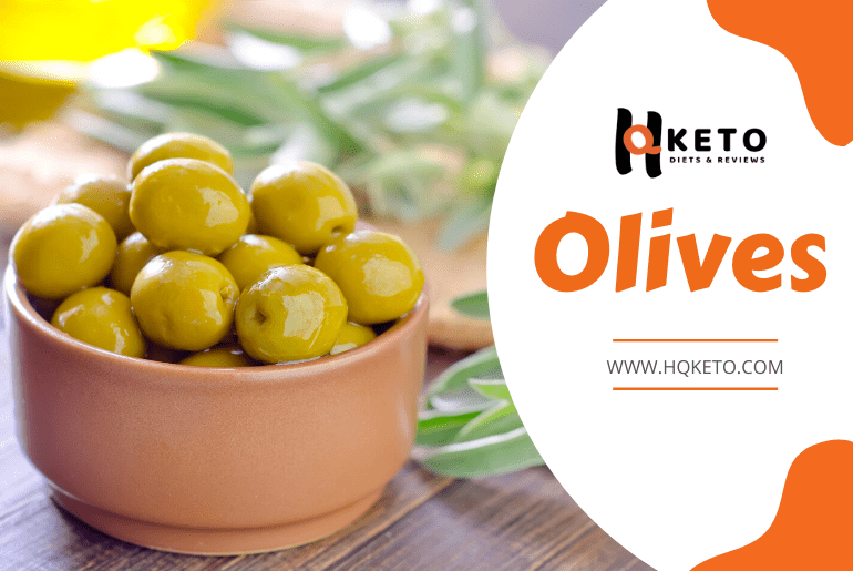olives on keto