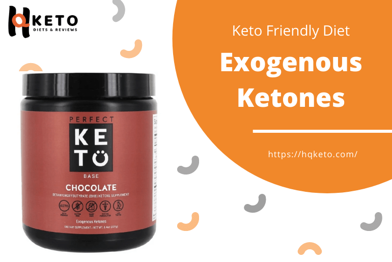 what Exogenous Ketones
