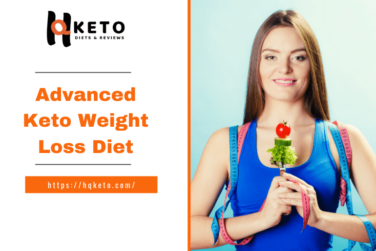 advanced keto weight reduction capsules