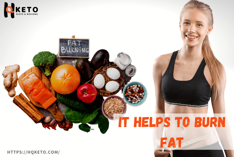 Burn Fat in fasting