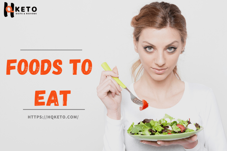 Foods To Eat in fasting