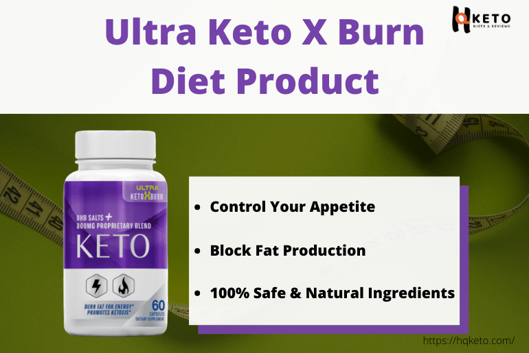 keto ultra diet product