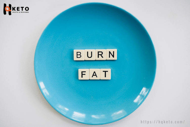 burn extra fat from body