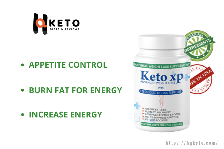 keto xp weight loss supplement